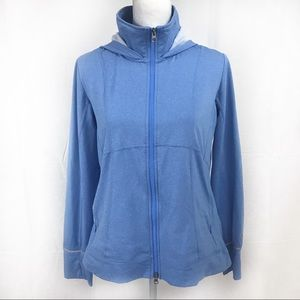 Puma Longer to and From Gym Dry Cell Jacket Blue